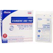 Dukal Combine ABD Sterile Pad 5″x9″ 25 Count Case Pack 16 – 1303773