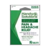 Pain Relief/Headache Relief – 2 Caplets Case Pack 12 – 1945192