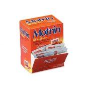 Motrin IB – 2 Caplets Count Case Pack 100 – 946126
