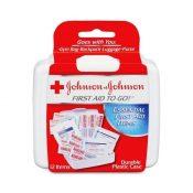 Johnson & Johnson Mini First Aid Kit Case Pack 16 – 946156