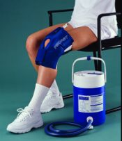 Aircast Cryo/Cuff System-Large Knee & Cooler – 11B