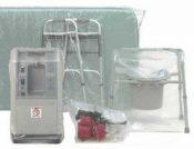Equipment Bags Plastic for BIPAP&CPAP 21.5 x30  RL/100 – EBW3872