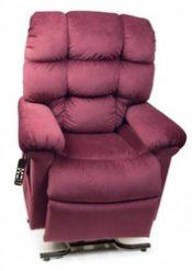 MaxiComfort Lift Chair  Cloud Small/Medium Heat and Massage – PR510SMEDSM
