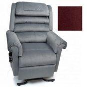 Golden MaxiComfort Relaxer Large  Rhubarb NanoTex Fabric – PR756LDRH